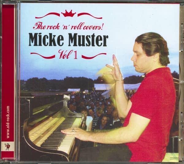 The Rock'n'Roll Covers! Vol.1 (CD)