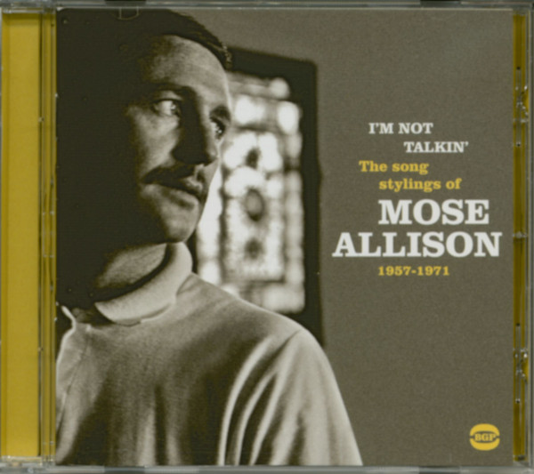 I'm Not Talking (CD)