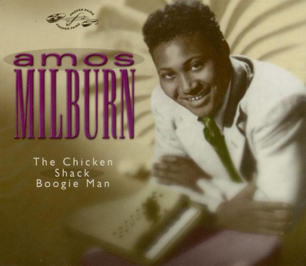 The Chicken Shack Boogie Man (2-CD)