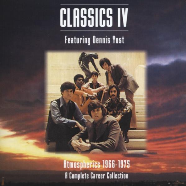 Atmospherics 1966-75, feat. Dennis Yost