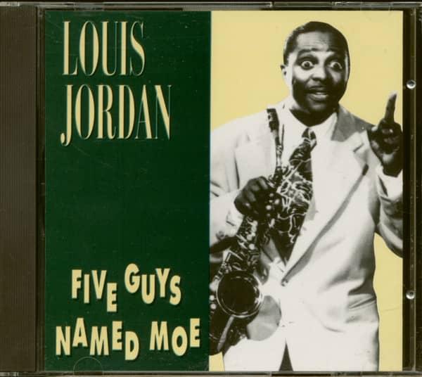 Five Guys Named Moe (CD)