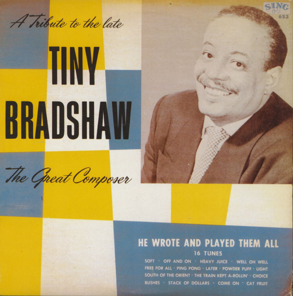 The Great Composer - A Tribute To The Late Tiny Bradshaw (LP)