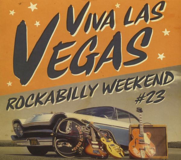Viva Las Vegas - Rockabilly Weekend Vol.23 (CD)