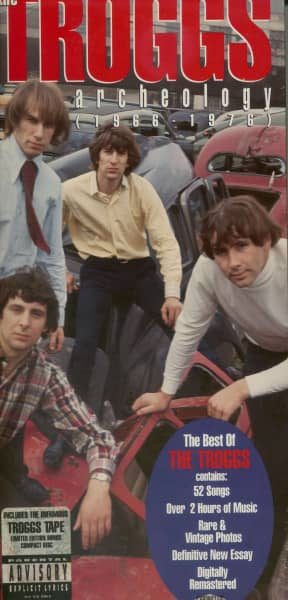 Archeology 1966-1976 (2-CD Longbox)