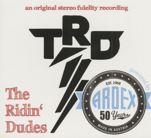 TRD - The White Album (CD)