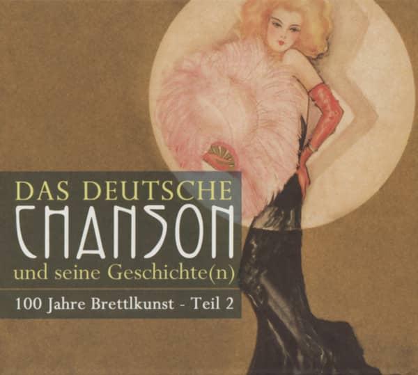 Teil 2, (3-CD) 100 Jahre Brettlkunst