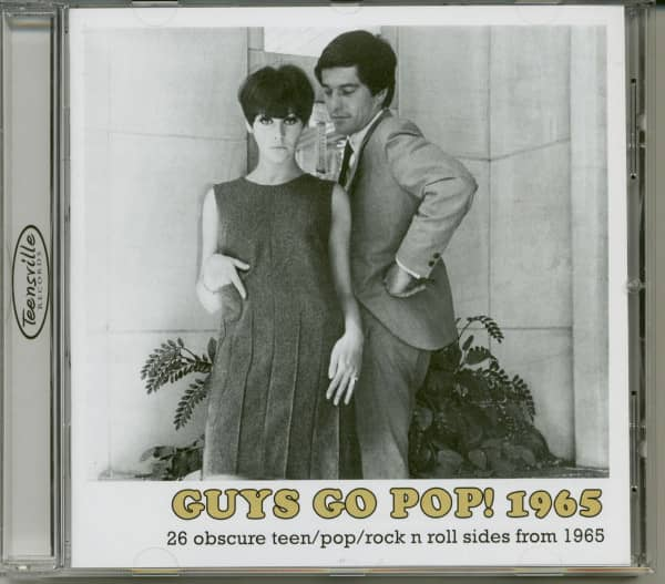 Guys Go Pop! 1965 (CD)