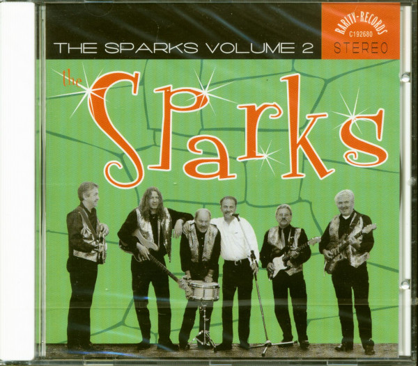 The Sparks Vol.2 (CD)