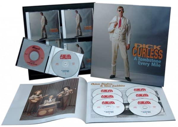 A Tombstone Every Mile (7-CD Deluxe Box Set)