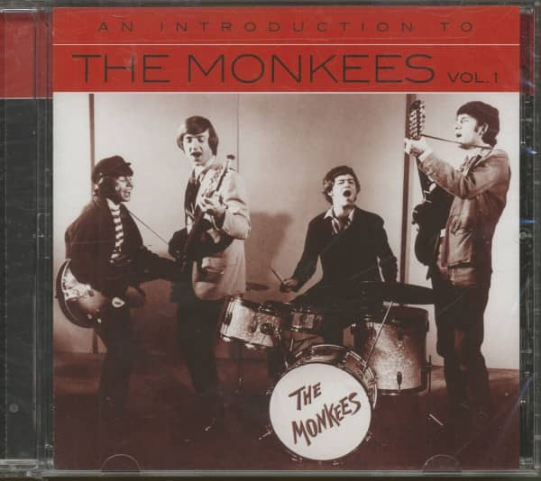An Introduction To The Monkees Vol.1 (CD)
