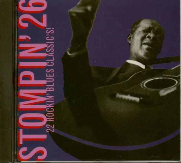 Stompin' Vol.26 (CD)