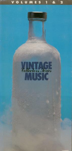 Vintage Music Vol.1 & 2 (CD)