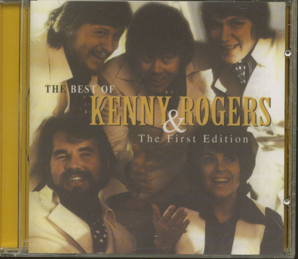 The Best Of Kenny Rogers & The First Edition (CD)