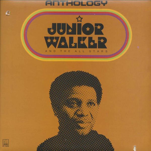 Anthology (2-LP)