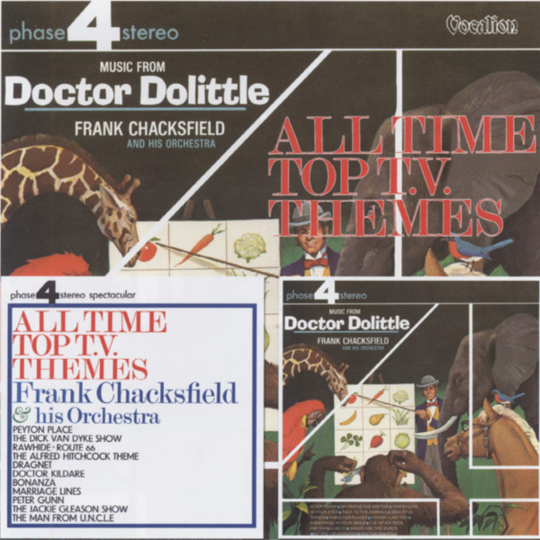 All Time Top TV & Doctor Doolittle