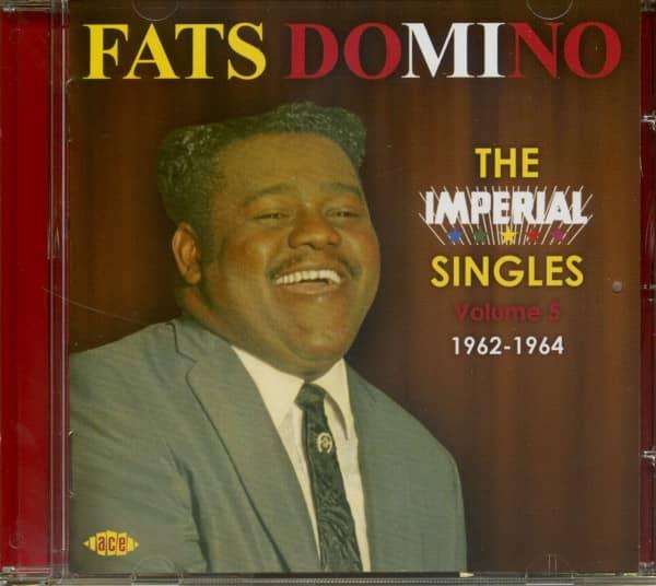 Vol.5, Imperial Singles (CD)