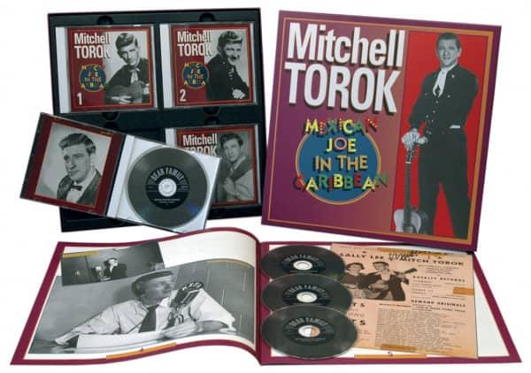Mexican Joe In The Caribbean (4-CD Box Set)