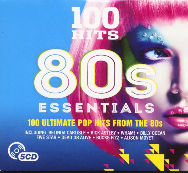 100 Hits - 80s Essentials (5-CD)