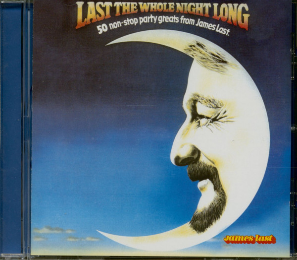 Last The Whole Night Long (CD)