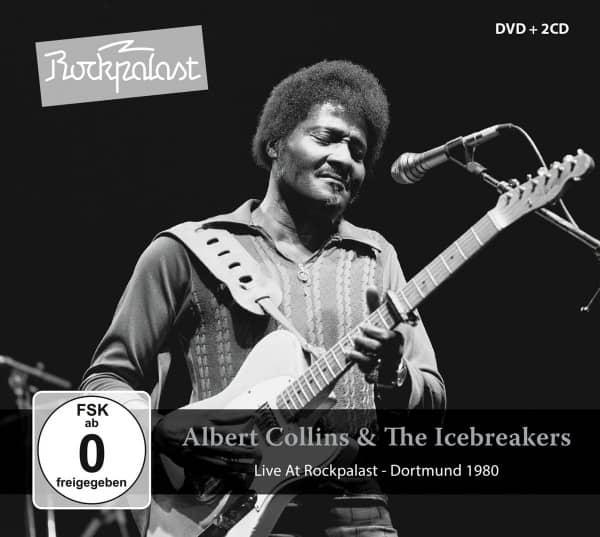 Live At Rockpalast - Dortmund 1980 (2-CD, 1-DVD)