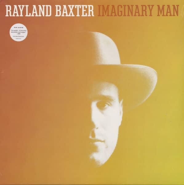 Imaginary Man (LP)