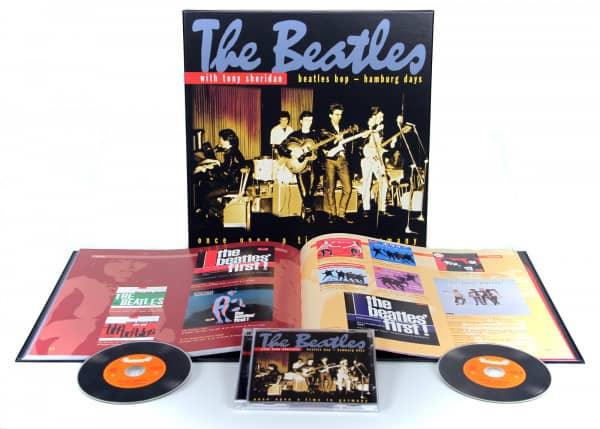 Beatles Bop - Hamburg Days (2-CD, Box Set, Deluxe Edition)