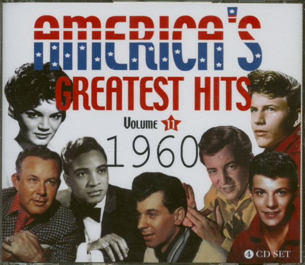 America's Greatest Hits Vol.11 (4-CD)