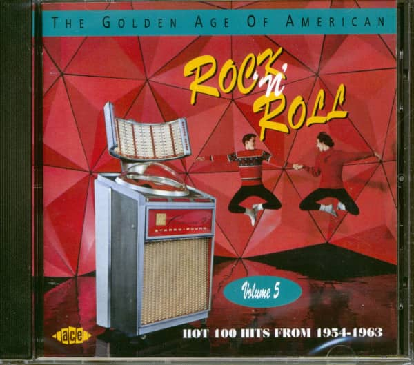 The Golden Age Of American Rock & Roll Vol.5 (CD)