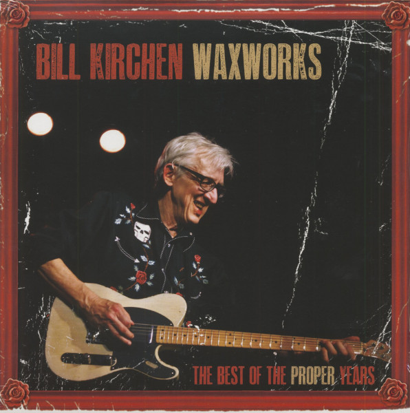 Waxworks - The Best Of The Proper Years (LP, Ltd.)