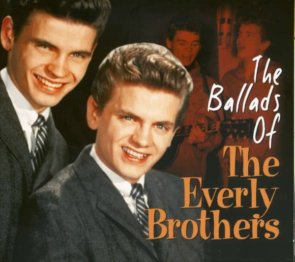 The Ballads Of The Everly Brothers (CD)