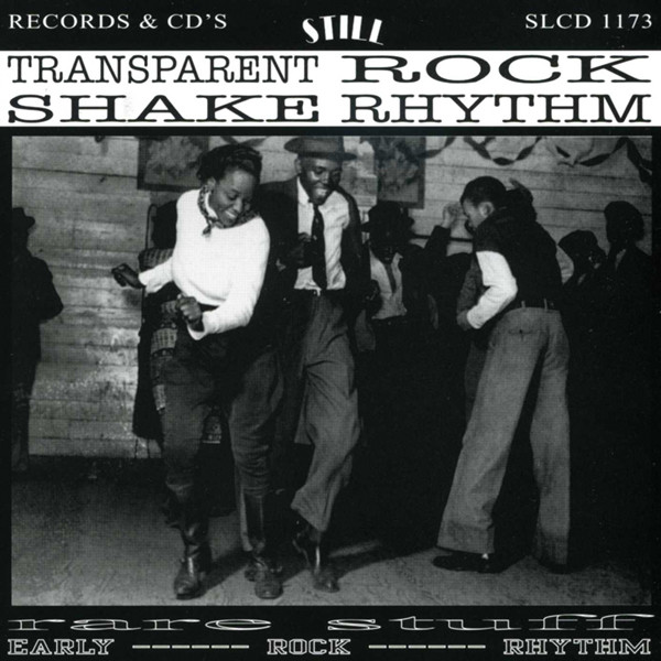 Transparent Rockshake Rhythm