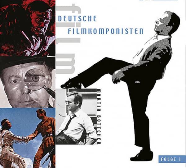 Grosse deutsche Filmkomponisten Vol.1