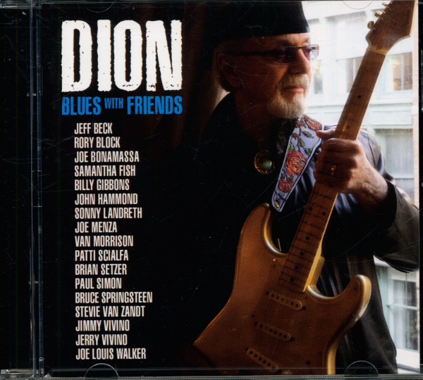 Blues With Friends (CD)