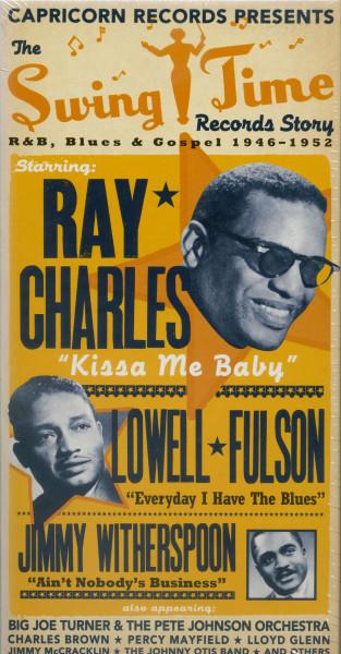 The Swingtime Records Story - R&B, Blues & Gospel 1946-1952 (2-CD Box)