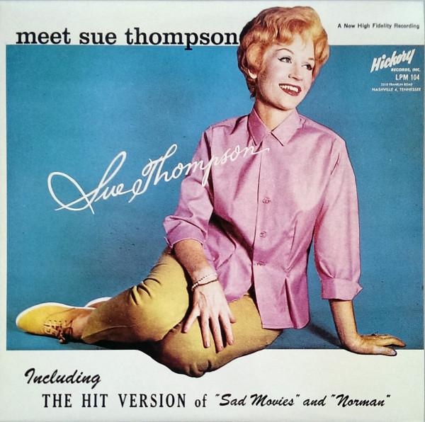 Meet Sue Thompson (LP Album)
