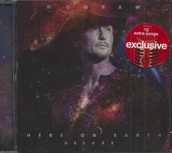 Here On Earth - Deluxe (CD, Ltd.)