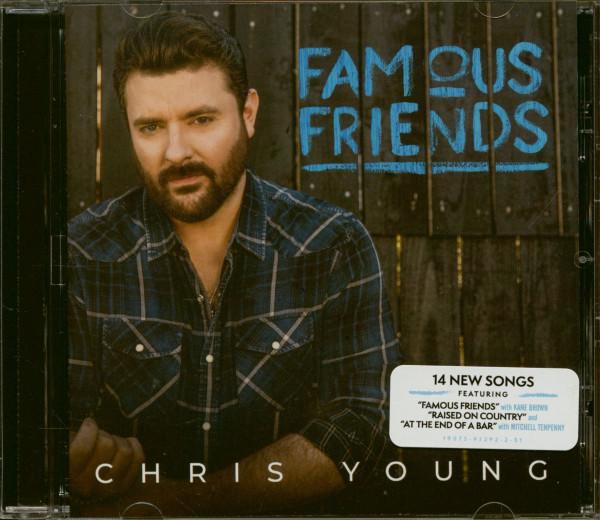 Famous Friends (CD)