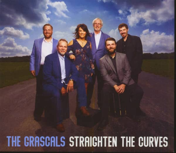 Straighten The Curves (CD)