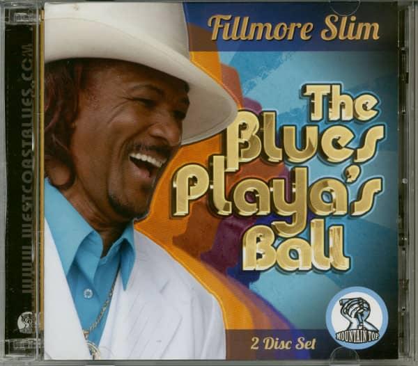 The Blues Playa's Ball (2-CD)
