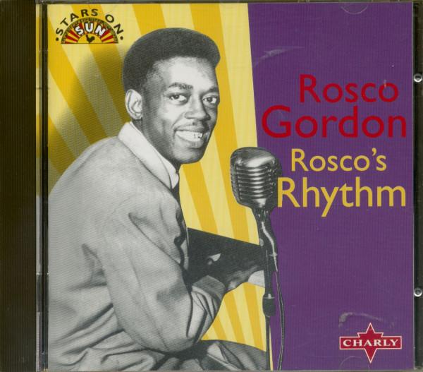 Rosco's Rhythm (CD)
