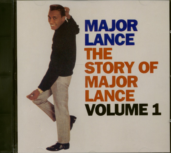The Story Of Major Lance Vol.1 (CD)