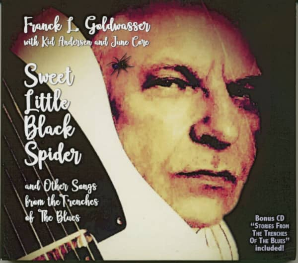 Sweet Little Black Spider (2-CD)