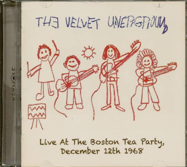 Live At The Boston Tea Party 1968 (2-CD)