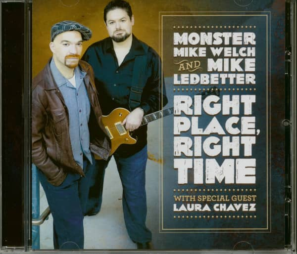 Right Place Right Time (CD)