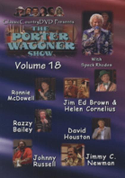 Vol.18, Porter Wagoner Show - Jim Ed Brown a.o