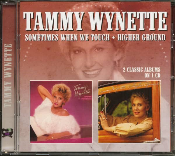 Sometimes When We Touch - Higher Ground (CD)