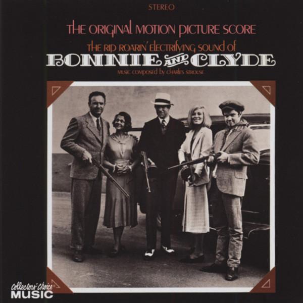 Bonnie & Clyde (Soundtrack)