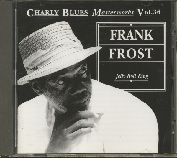 Jelly Roll King (CD)