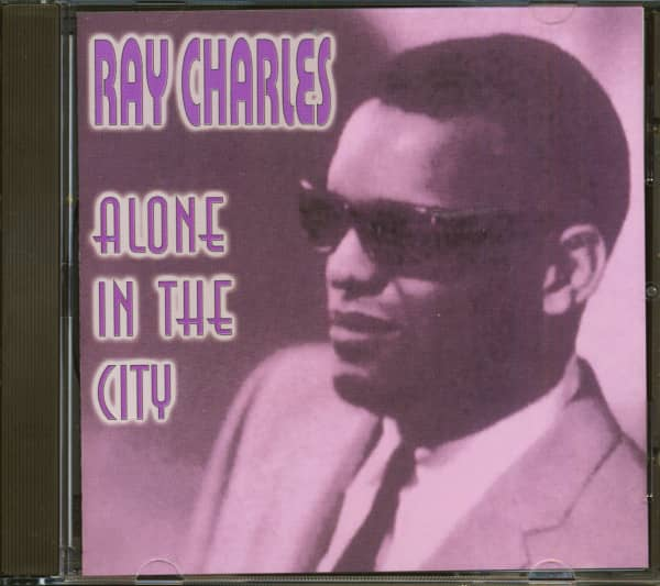 Alone In The City (CD)