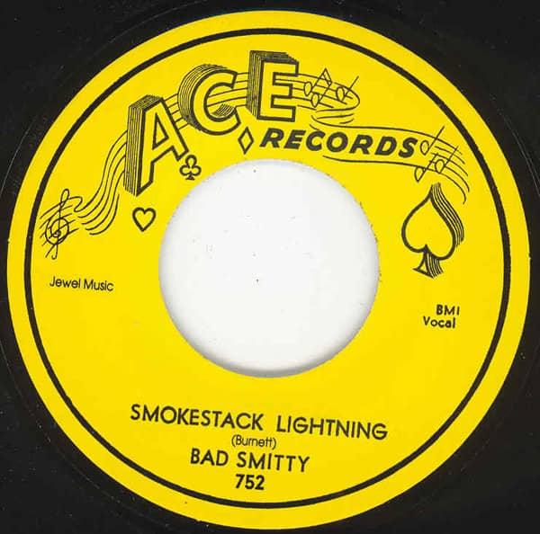 Smokestack Lightning - Walking With... 7inch, 45rpm